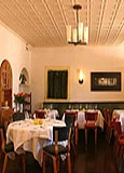 Dining room at THIS RESTAURANT IS CLOSED Trattoria Nostrani, Santa Fe, NM