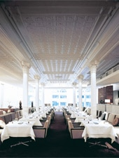 Dining room at est., Sydney, australia