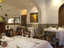 Dining room at Buon Ricordo, Sydney, australia