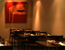 Dining room at Yoshii, Sydney, australia