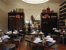 Dining room at Billy Kwong, Sydney, australia