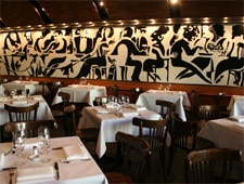 Dining Room at Bistro Moncur, Sydney, NSW