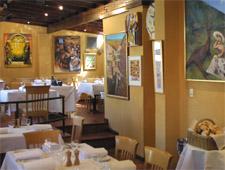 Lucio's Italian Restaurant, Sydney, australia