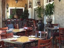 Dining Room at Ceviche Tapas Bar & Restaurant, St. Petersburg, FL