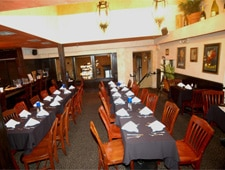 Dining Room at Bernini of Ybor, Tampa, FL