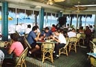 Dining room at Shephard's Waterfront Restaurant, Clearwater Beach, FL