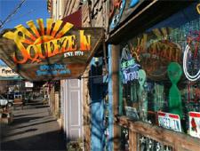 Squeeze In, Truckee, CA