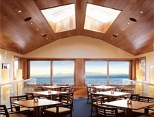 Dining room at THIS RESTAURANT IS NOW A PRIVATE EVENT SPACE Wild Goose, Tahoe Vista, CA