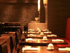 Dining room at Nobu Tokyo, Tokyo, japan