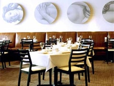 Dining Room at Trattoria Italian Kitchen, Vancouver, BC