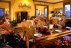 Dining room at Saddles, Sonoma, CA