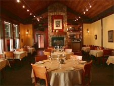 Dining Room at Applewood Inn Restaurant, Guerneville, CA