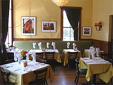 Dining Room at The Girl & The Fig, Sonoma, CA