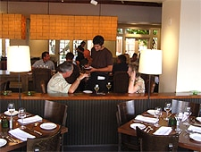Dining room at El Dorado Kitchen , Sonoma, CA