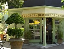 Dining Room at Bouchon Bakery, Yountville, CA