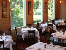 Dining Room at The Royal Oak, Napa, CA