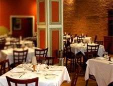 Dining room at Zuppa, Yonkers, NY