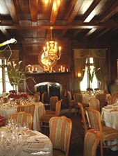 Dining Room at Le Chateau, South Salem, NY