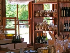 Dining room at Bread & Wine Vineyard Restaurant & Farm Grocer, Franschhoek, south-africa