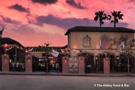 The Abbey Food & Bar, West Hollywood, CA