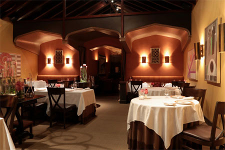Chef Suzette Gresham-Tognetti's beautifully prepared Italian cuisine at a San Francisco standout since 1989.