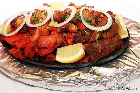 Bare-bones Indian-Pakistani restaurant features knockout tandoori dishes and curries.