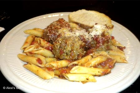 A favorite with locals, Alexi's offers good Italian-continental food in a pretty setting.