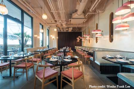 THIS RESTAURANT IS NOW A PRIVATE EVENT SPACE Alice, West Hollywood, CA