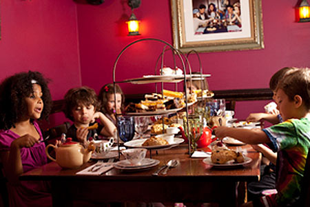 Alice's Tea Cup, one of GAYOT's Top 10 Kid-Friendly Restaurants in New York