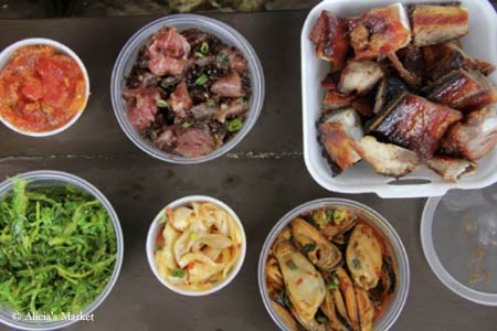 Satisfy your cravings for local eats at this hidden gem in Kalihi.