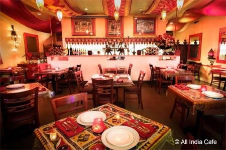 All India Cafe, Pasadena, CA