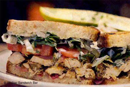 All Star Sandwich Bar, Cambridge, MA