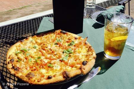 Allegro Pizzeria, Carmel, CA