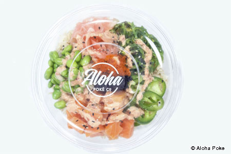 Booming business means a larger stall for poke perfection inside the Chicago French Market.
