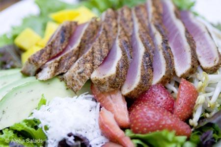 Aloha Salads, Honolulu, HI