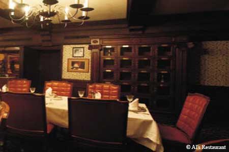 Al's Restaurant, St. Louis, MO