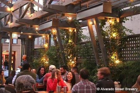 Alvarado Street Brewery & Grill, Monterey, CA