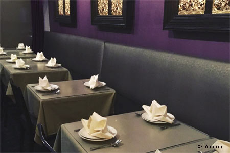 This Hillcrest restaurant is known for good Thai food and friendly service.
