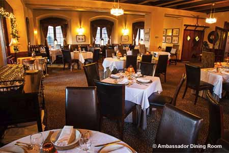 Ambassador Dining Room, Baltimore, MD