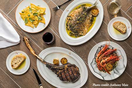 Ambra Italian Kitchen + Bar