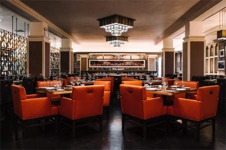 Located in The Lombardy hotel, American Cut Midtown is similar to the original, with a few unique additions to the menu