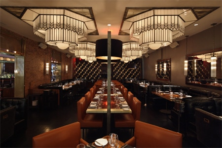Dining Room at American Cut, New York, NY