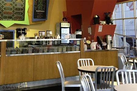 Amy's Ice Creams, San Antonio, TX