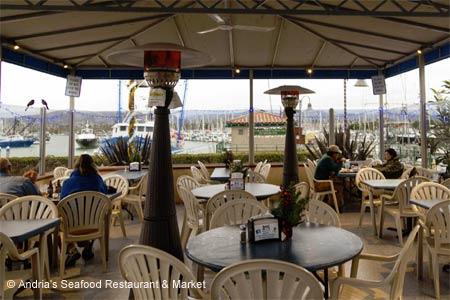 Andria's Seafood Restaurant & Market, Ventura, CA