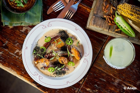 Contemporary TriBeCa Mexican restaurant offering elevated versions of south-of-the-border classics.