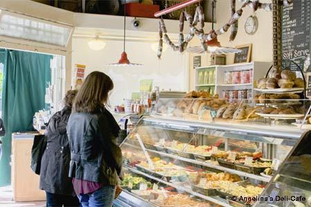 Angelina's Deli-Cafe , San Francisco, CA