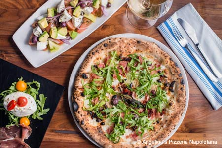 Angelina's Pizzeria Napoletana, Irvine, CA