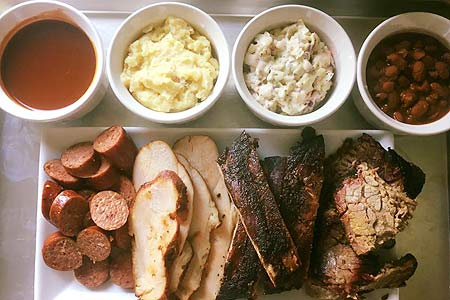 Enjoy some of Fort Worth�s best barbecue at Angelo's Bar-B-Que