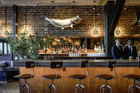 A seafood-focused concept on the Embarcadero from Saison.