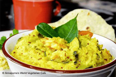Annapurna's World Vegetarian Cafe, Santa Fe, NM